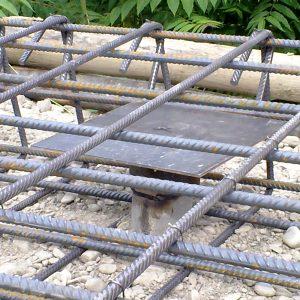 Calzolari Perforazioni - Micropali a fondazione platea per costruzione di pista ciclopedonale